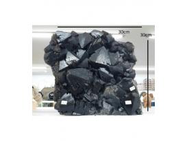 DRUSA CUARZO AHUMADO GRANDE (18.590kg)