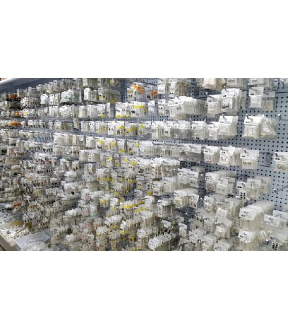 PENDIENTES MODELO GRANADA PLATA (1par)