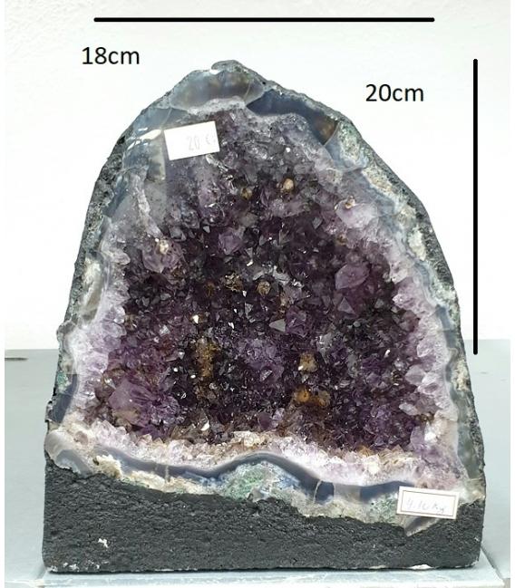 GEODA  AMATISTA (4.100kg)