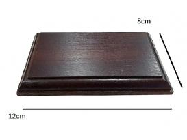 PEANA MADERA 12x8cm (1ud)