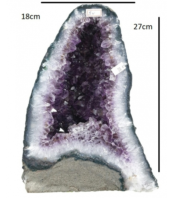GEODA  AMATISTA (5.400kg)