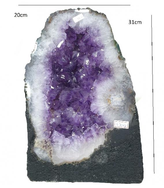 Geoda amatista (9.700kg)