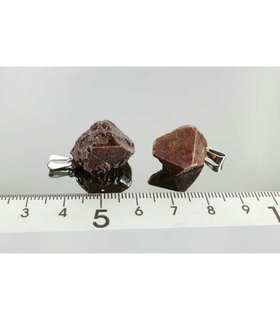 Colgante zircon natural (5ud)