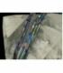 Hilo prisma hematite color arcoiris 5x3mm