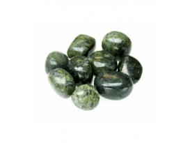 Rodado jade nefrita de 25 a 35mm (250gr)