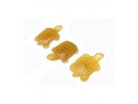 Iman tortuga calcita amarilla
