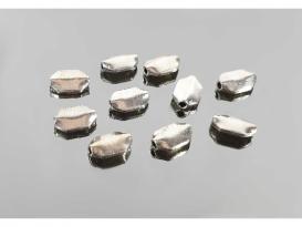 Fornitura plata galapago (10ud)