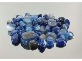 Rodado agata azul mini (10kg)