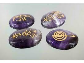 Juego reiki amatista (4 símbolos)