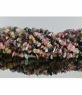 Hilo chip turmalina multicolor comercial