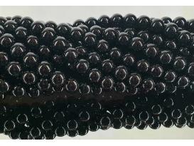Hilo bola onix negro 10mm