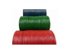 Cuero verde encerado 3mm (50m)