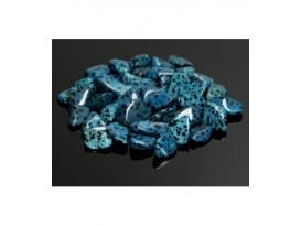 Rodado jaspe dálmata azul de 15 - 25mm (250gr)
