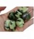 Rodado jaspe tortuga de 20 a 30mm (250gr)