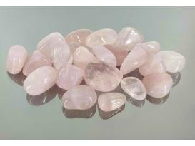 Rodado cuarzo rosa 20 - 25m oferta (1kg)