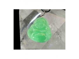 Colgante buda feliz jade