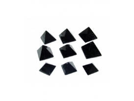 Pirámide turmalina de 35x35mm