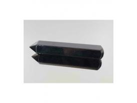 Masajeador lápiz de obsidiana 100mm