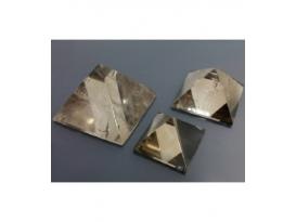 Pirámides de cuarzo ahumado (1kg)