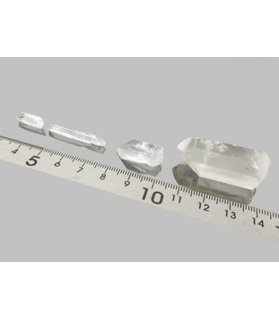 Bolsas punta laser cuarzo pequeño (250gr)