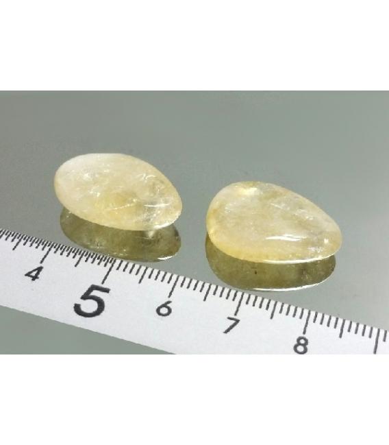 Colgante caramelito citrino (10ud)