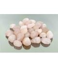 Rodado cuarzo rosa de 15 a 20 mm (250gr)