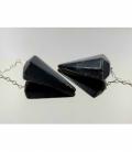 Péndulo de obsidiana (2ud)