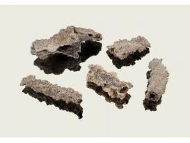 Roca de fulgurita o piedra rayo (5ud)