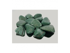 Rodado jade africano 30 - 50mm  (250gr)