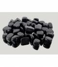 Rodado obsidiana plateada de 10 a 20mm (250gr)
