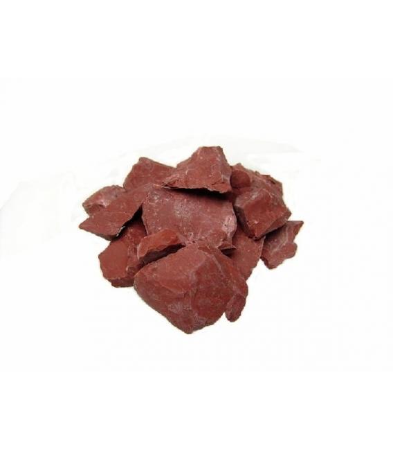 Masivo oferta jaspe rojo (100kg)