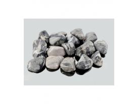 Rodado hoja de plata gris 20 - 35mm (250gr)