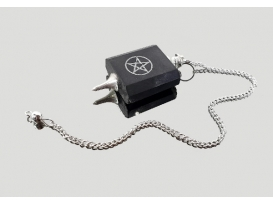 Pendulo shungit tetragramaton