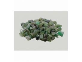 Chip grueso jade verde intenso (1kg)
