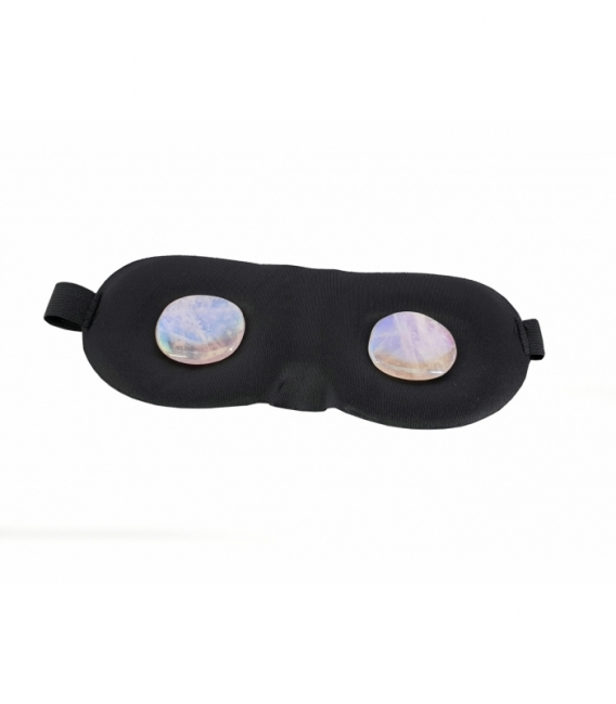 Antifaz terapia ocular aqua aura rosa
