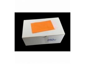 Sobre naranja 10 x 6 cm (250ud)