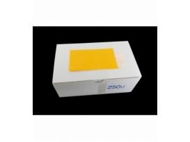 Sobre amarillo 10 x 6 cm (250ud)