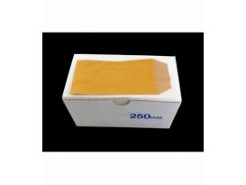 Sobre amarillo mostaza 10 x 6 cm (250ud)