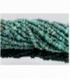 Hilo chip turquesa natural