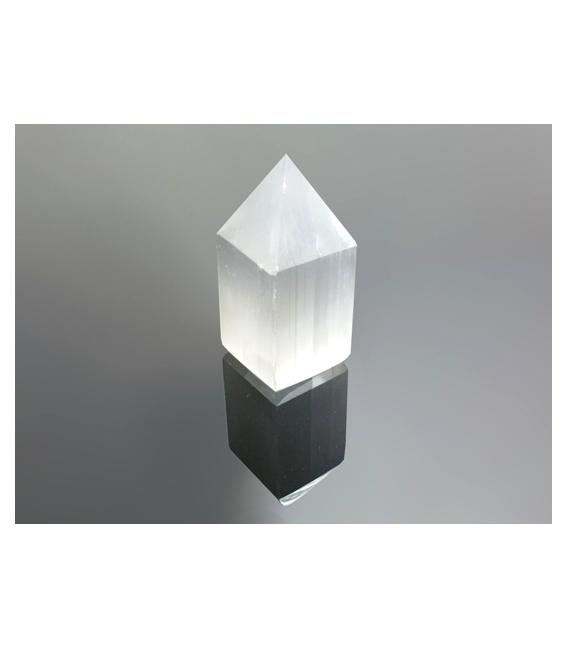 Lote selenita obelisco (10ud)
