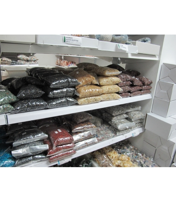 RODADO CHIP GRUESO AMATISTA  (1kg)