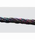 Hilo bola hematie color arcoiris 4mm