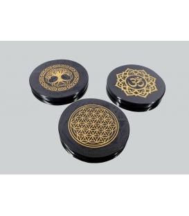 Reiky y piedras terapéuticas