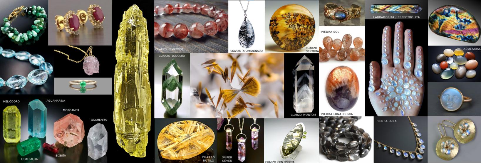 Minerales y bisutería al por mayor