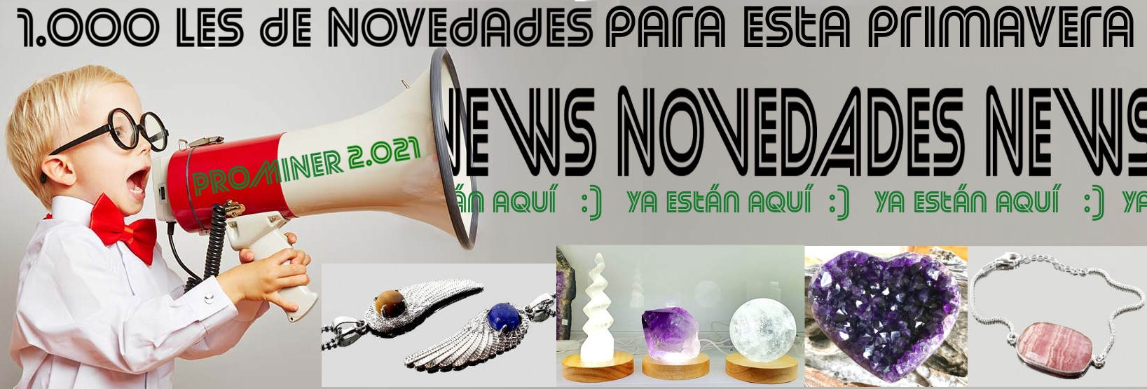 Minerales Prominer